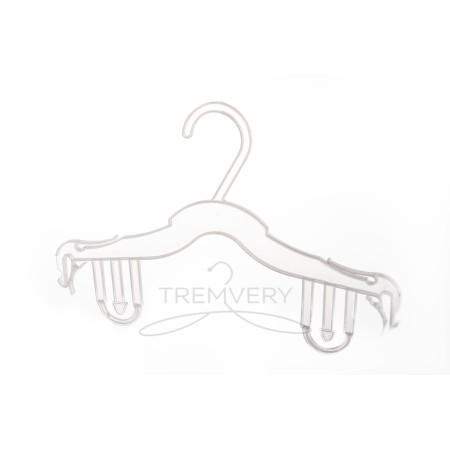 Вешалка для белья 26 см (белый)