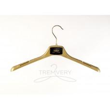 Вешалка плечики  ВОП-42/2,8 GPSM2(Бронза)  универсальная для любых типов одежды