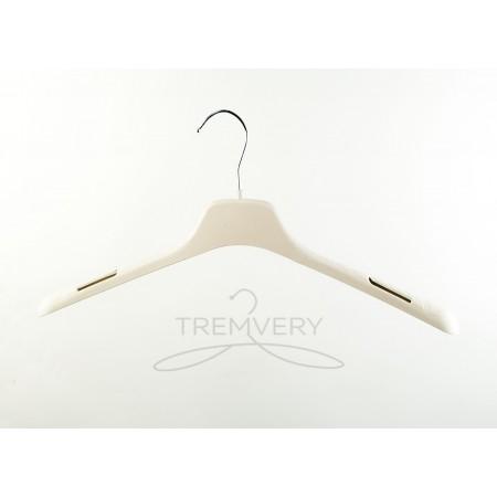 Вешалка плечики  ВОП-42/2,8 S2whiteуниверсальная для любых типов одежды
