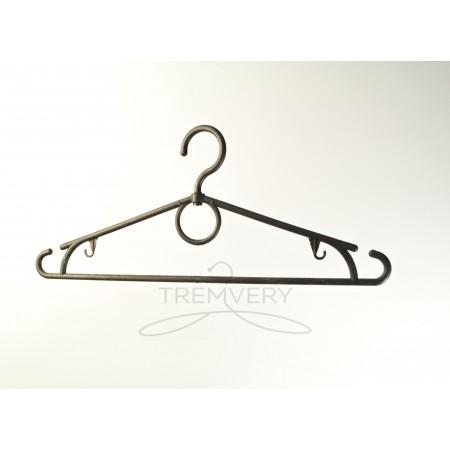 Вешалка для легкой одежды глянцевая (летний)