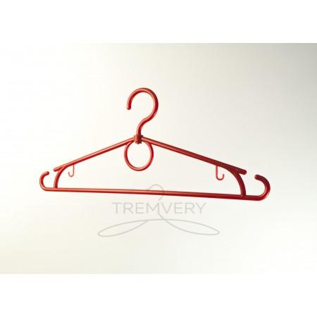 Вешалка для одежды Лето (красный)