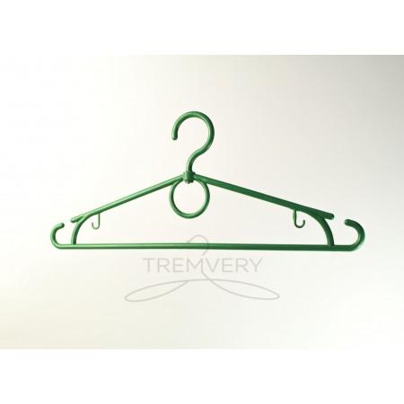 Вешалка для одежды Лето (зеленый)