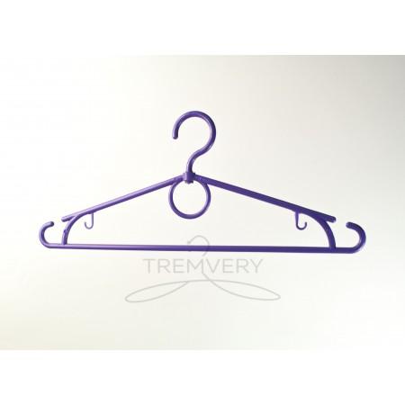 Вешалка для одежды Лето (фиолетовый)