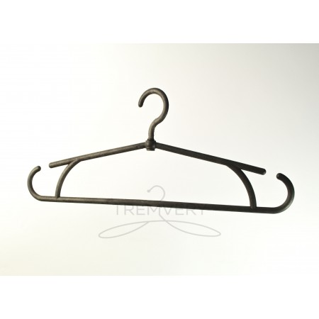 Вешалка для одежды Осенняя 40 см F-серия(єконом) (черный)