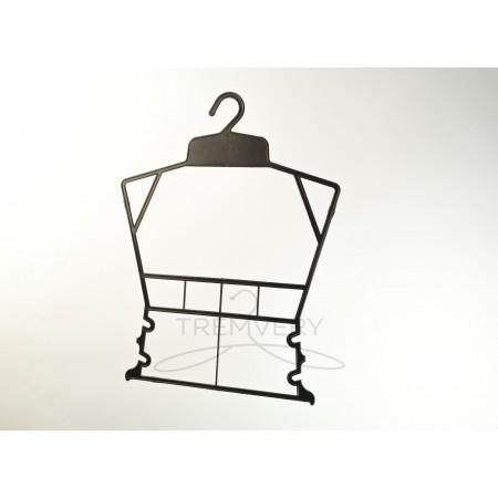 Вешалка-рамка (черный)