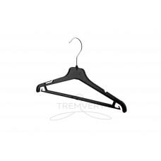 Плечики для костюма ВКР 45 S3black (черный)
