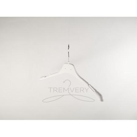 Вешалка плечики  ВОП-42/2,8 S2white TO универсальная для любых типов одежды