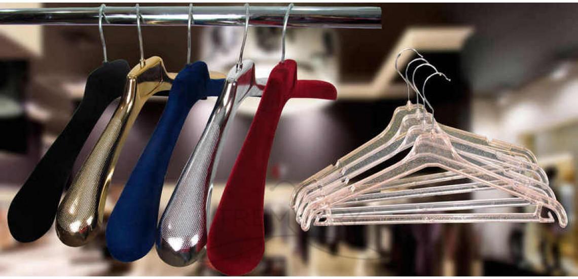 Exclusive hangers Tremvery