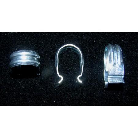 Скоба 0,60*8,00 мм (zinc plated)