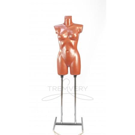 Торс женский терракот Венера на подставке
