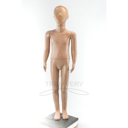 Манекен детский Школяр Аватар телесный в полный рост