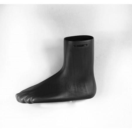 Манекен ступня женская (левая) черный