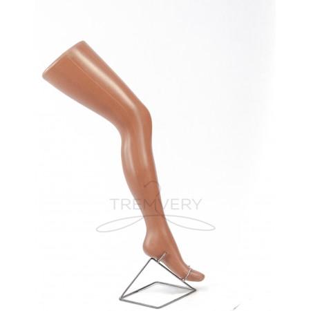 Манекен нога женская для колгот и чулков