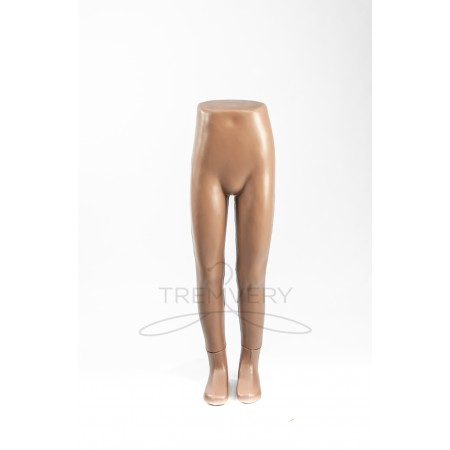 Манекен ноги детские под штаны (телесные)