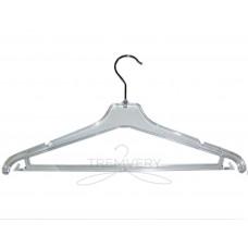 Плечики для одежды и костюма ВКР-40 УПМ (прозрачная)