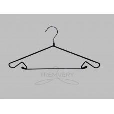 Вешалка для одежды металлическая