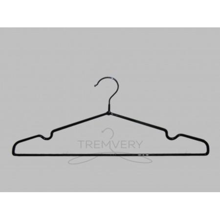 Вешалка плечики для одежды металлические