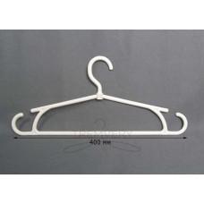 Вешалка для верхней одежды белая (зимний)