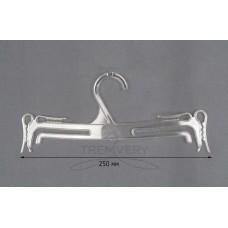 Вешалка для белья ВБ-1 25 см (стекло)