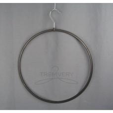 Вешалка-круг для трусов (черный) ф37см