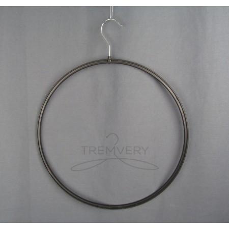 Вешалка-круг для трусов (черный) ф43см